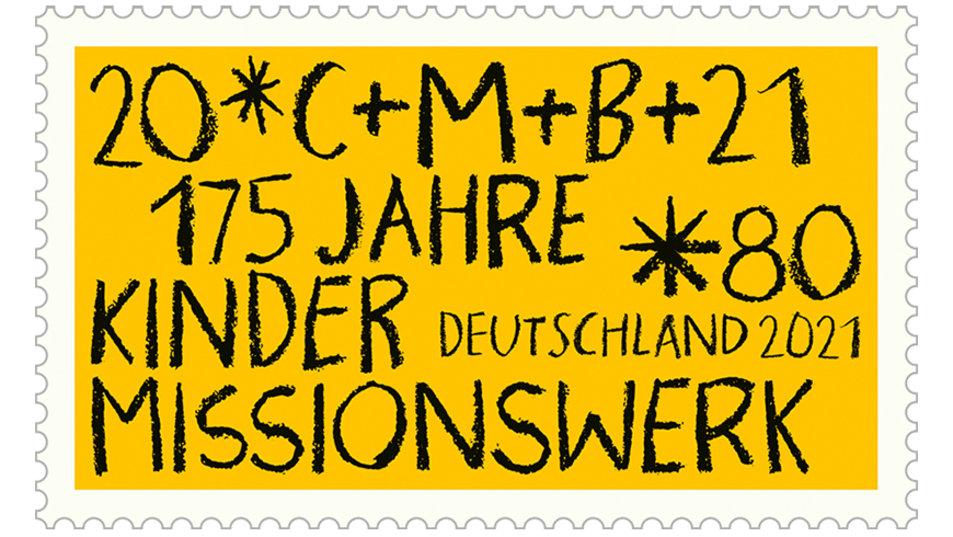 Postwertzeichen 2021 Brief