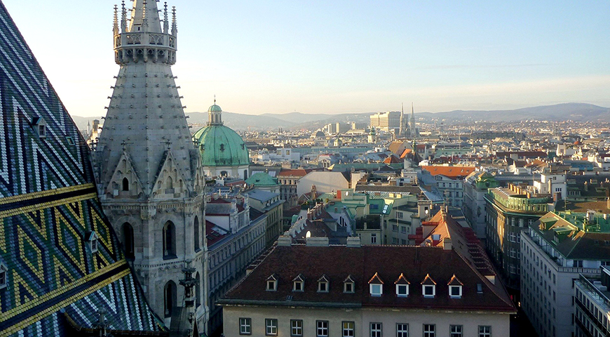 Wien: Frau attackiert Rabbiner - viele Passanten sollen weggesehen haben